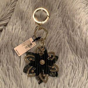 Victoria's Secret 3D Flower keychain